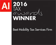AI 2016 Tax Awards Winner